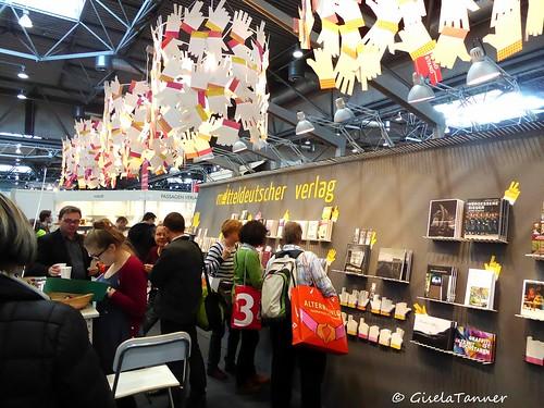 Buchmesse 2016 Leipzig