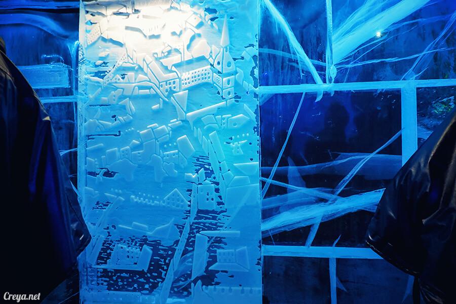 2016.03.24 ▐ 看我歐行腿 ▐ 斯德哥爾摩的 ICEBAR 冰造酒吧,奇妙緣份與萍水相逢的台灣鄉親破冰共飲 12.jpg