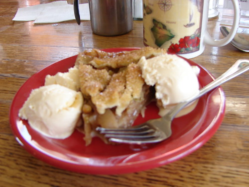 New Mexico Apple Pie