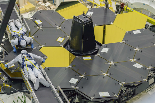 James Webb Space Telescope Uncovered