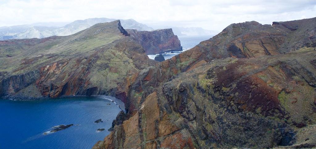 Madeira Rocks