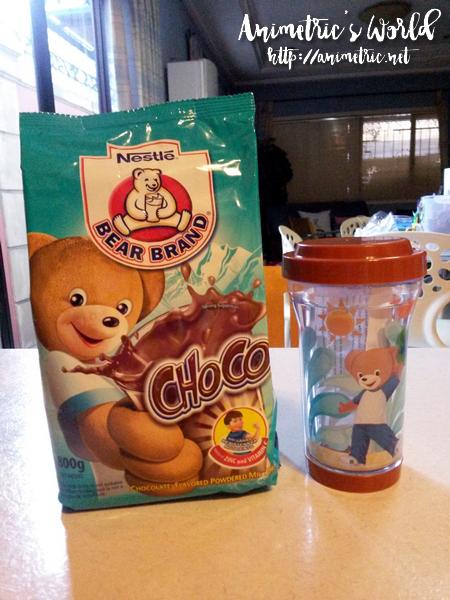Bear Brand Choco
