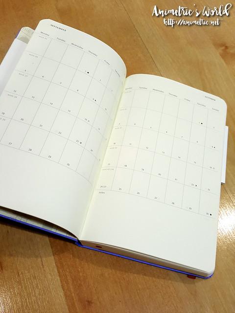 Moleskine Peanuts Planner 2016