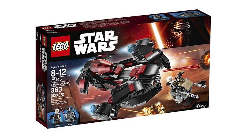 LEGO Star Wars set 2016: 75145 - Eclipse Fighter
