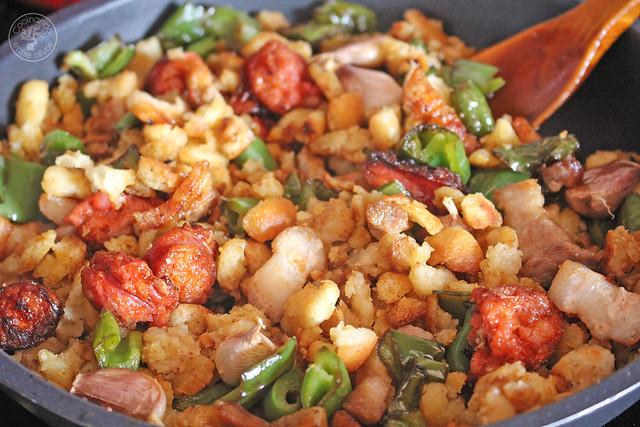 Migas caseras de pan www.cocinandoentreolivos.com (16)