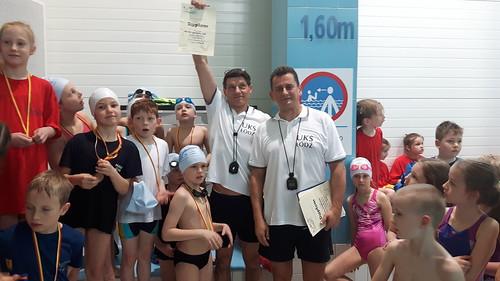 Zawody pływackie o Puchar Dyrektora SP149
