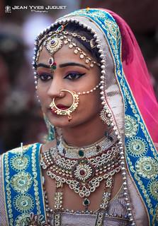 Beauté à Pushkar (Rajasthan - Inde) - Beauty in Pushkar (Rajasthan - India)