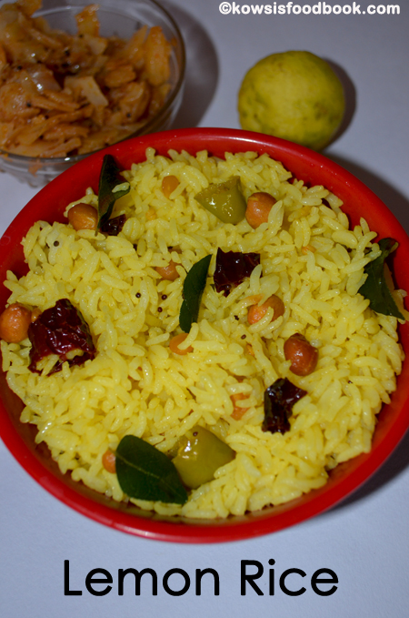 Today Im Sharing With You The Most Easy Rice Will Ever Find Yeah Its Lemon An South Indian Delicacy Which Is Flavored Tanginess