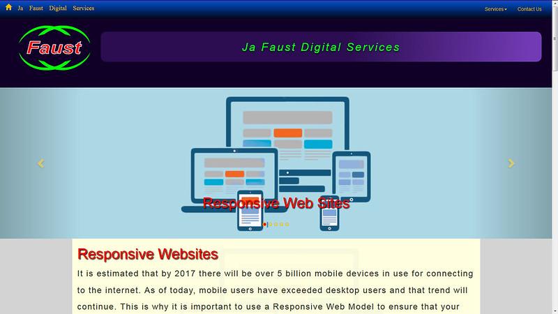 WebpageHome