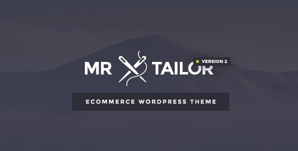 Mr. Tailor v2.1.8 - Responsive WooCommerce Theme
