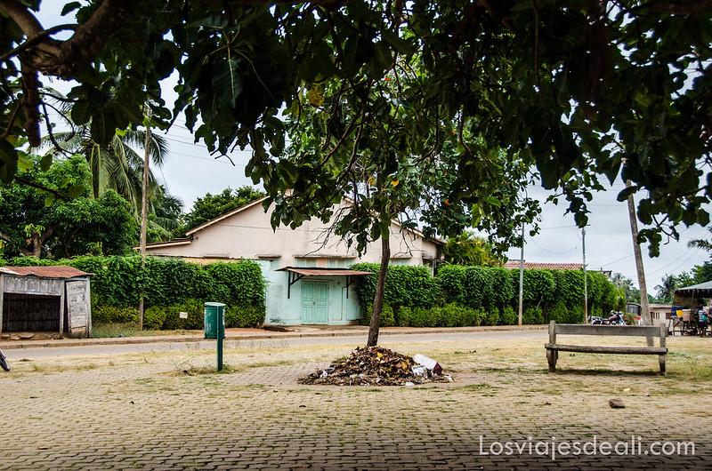 historia de la esclavitud en Benin