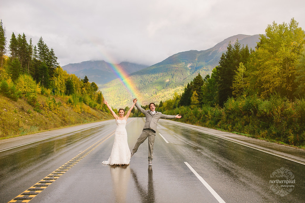 Mount Robson British Columbia Wedding Photographers