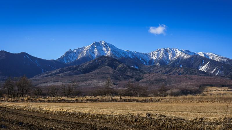 Mt Yatsugatake