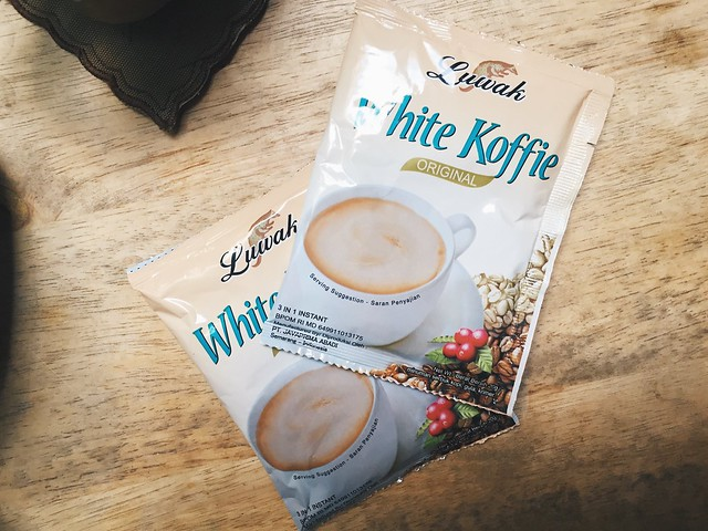Patty Villegas - Luwak White Koffie - Indonesian White Coffee -2