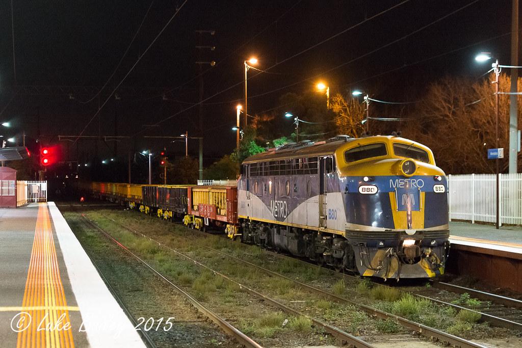 20150523-B80-Mordialloc1 by Luke's Rail Gallery