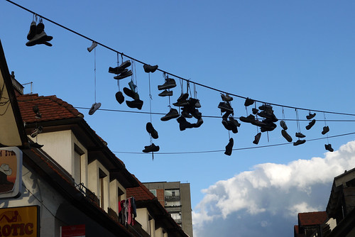 Shoes on High