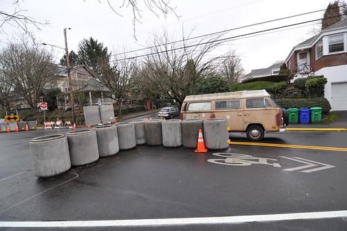 SE Clinton traffic diversion project-43