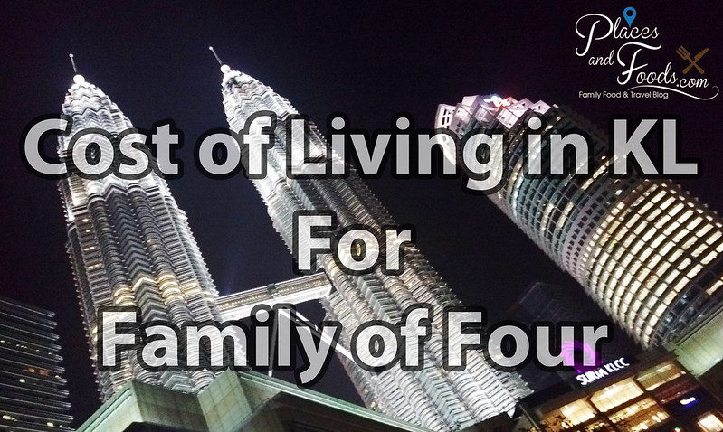 cost of living in kl for family large