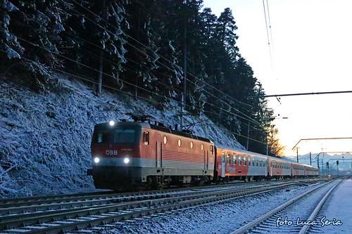 ÖBB 1144 063 + S-Bahn Kärnten