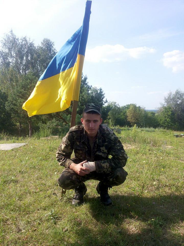 Леонід Козороз, Панютине, 96 зенітно-ракетна бригада