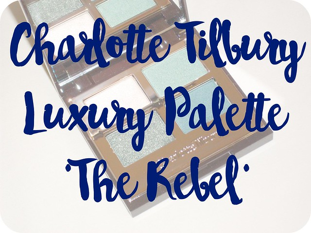 Charlotte Tilbury The Rebel Palette