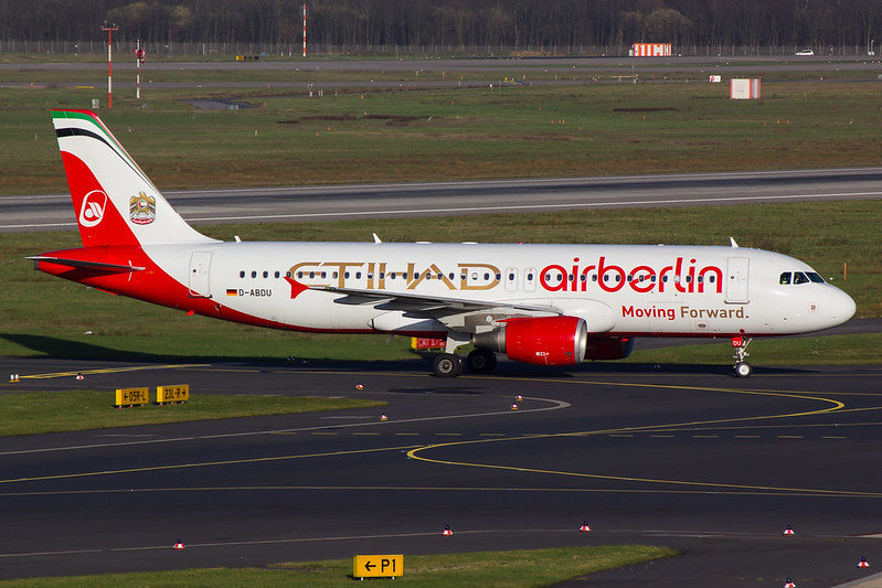 Air Berlin - A320 - D-ABDU (1)