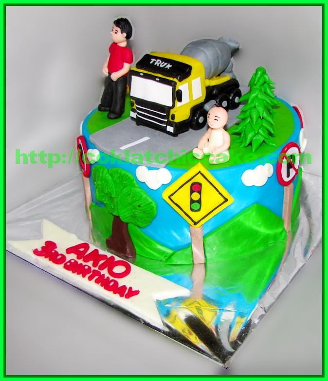 Cake Truk Molen