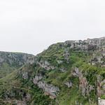 Matera mira el valle
