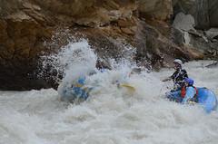 Kicking Horse River Rafting