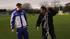 Chelsea FC 'A Blue Christmas' Gary Cahill_Daryl Goodrich