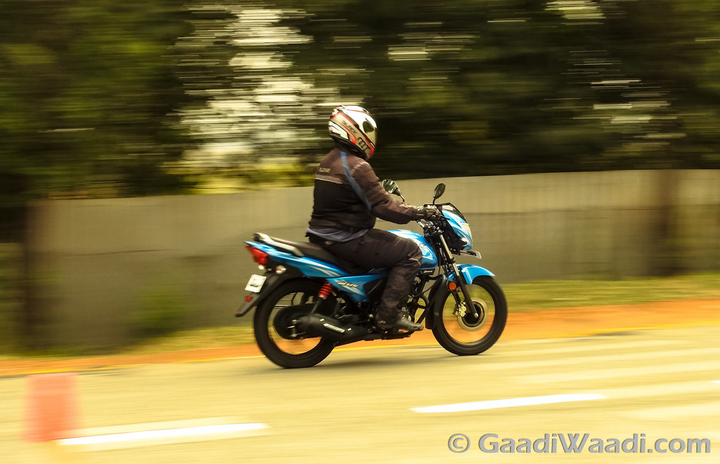 2016 TVS Victor Test Ride Review-5