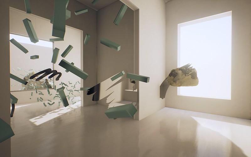 Semblance 3DVJ - @東京芸術大学芸術情報センター