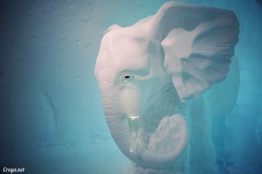 2016.02.25 ▐ 看我歐行腿 ▐ 美到搶著入冰宮,躺在用冰打造的瑞典北極圈 ICE HOTEL 裡 22.jpg