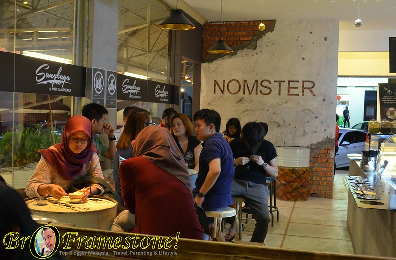 Nomster at Kota Damansara