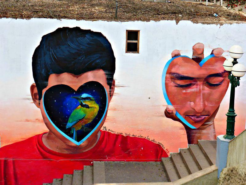 Barranco Mural