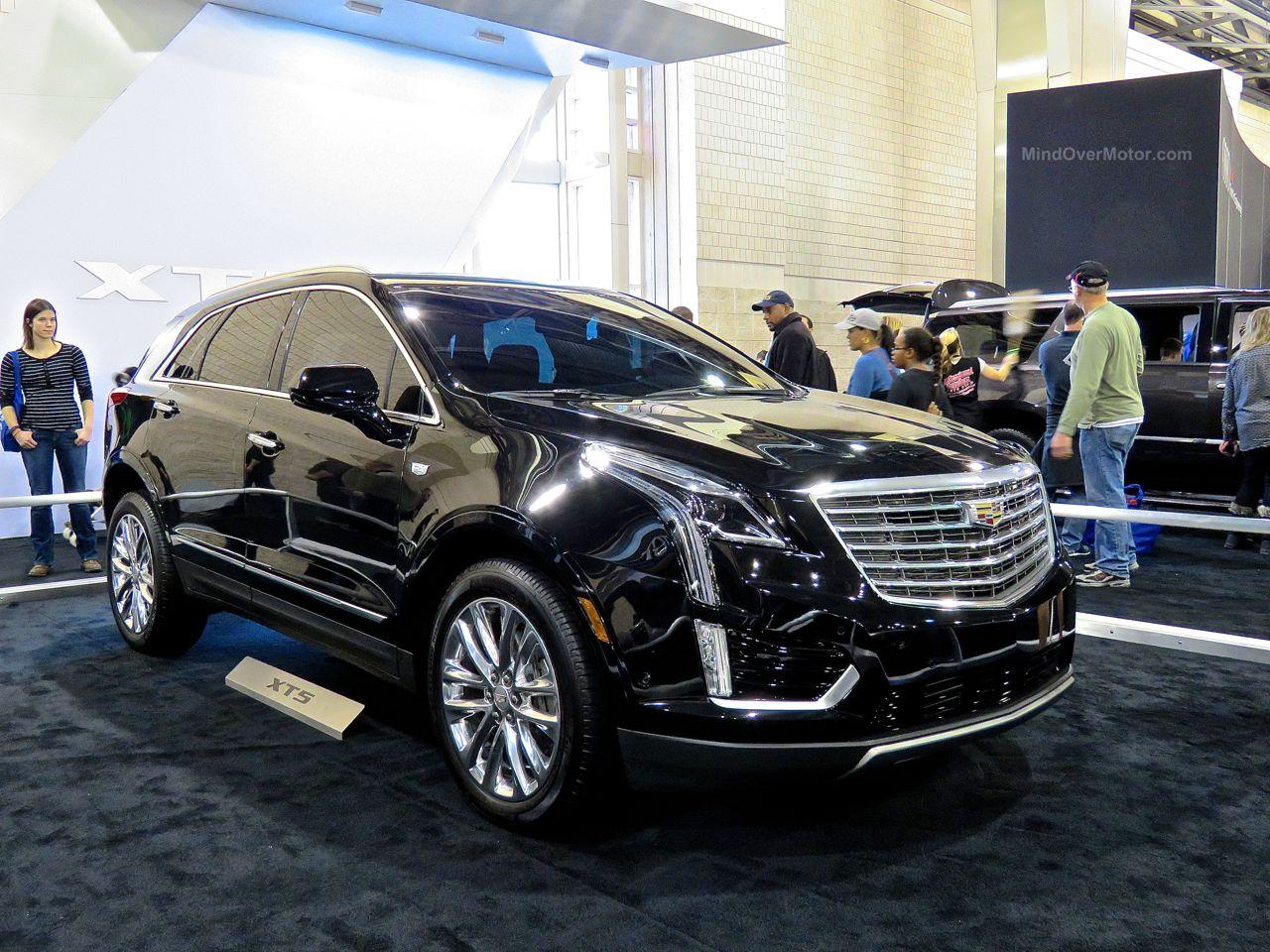 Philly Auto Show 2016 Cadillac XT5