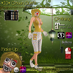 Group Gift February: *IO* Clown Outfit