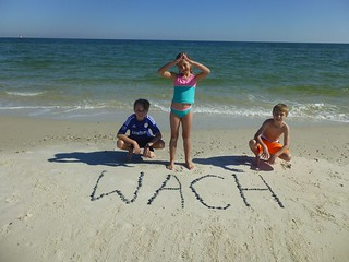 The Wach kids