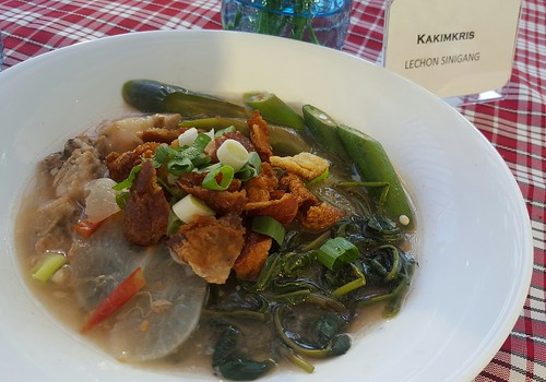 Kakimkris Lechon Sinigang | Davao Gourmet Collective 2016: Food and the City at SM Lanang Premier - DavaoFoodTripS.com