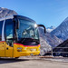 Postauto in Saas-Fee