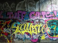 GOC Walthamstow to Stratford 137: Street art