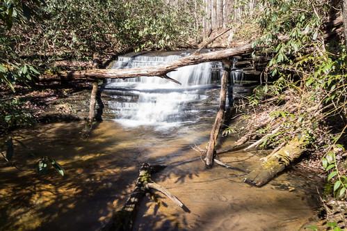 Green Creek Falls - 2