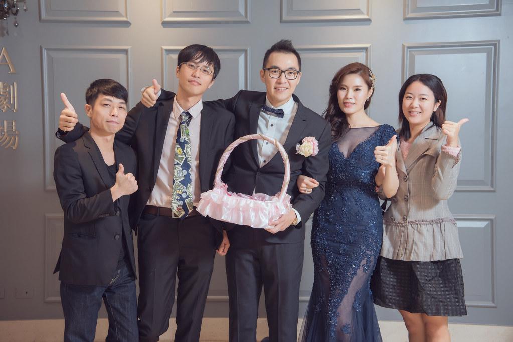 20151227新莊晶宴會館婚禮記錄 (813)