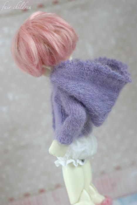 Purple hoodie 4