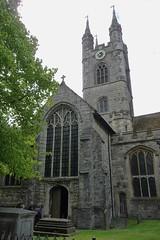 Ashford, Kent - St Mary the Virgin