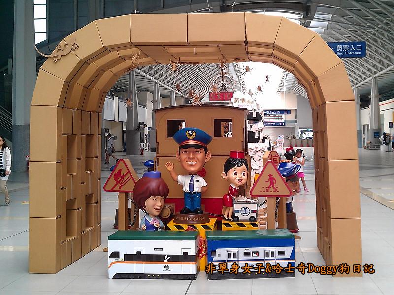 臺鐵新烏日vs高鐵台中站15
