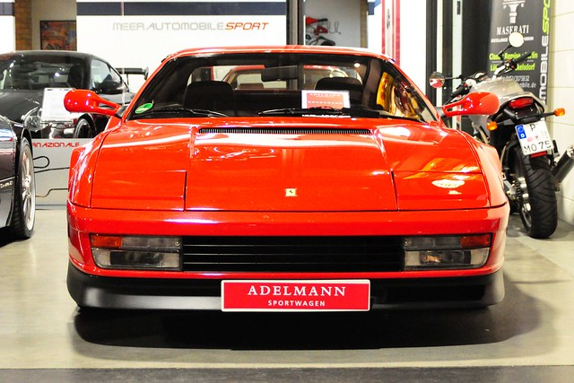 Ferrari Testarossa (1984-1996)