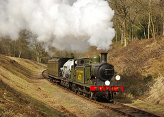 473 Charter Bluebell Railway 16/03/16