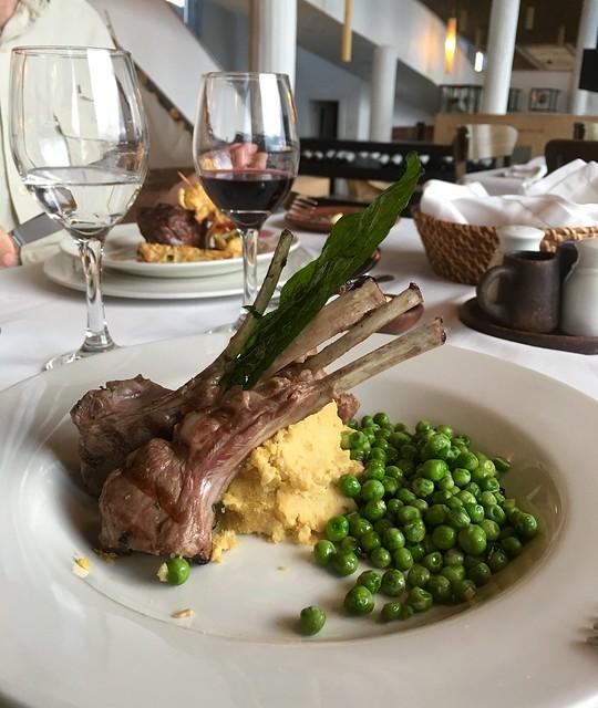 Dinner at Hotel Remota