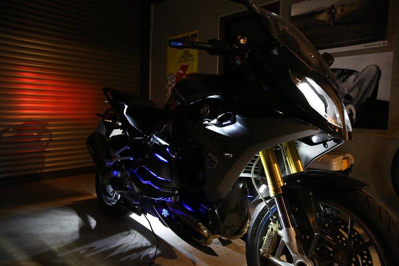BMW R1200RS LED ILLUMINATION